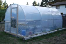 A Step By Picture Build Of Shelter Greenhouse