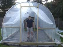 Do it yourself Greenhouse PlansGreenhouse Plans